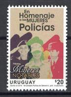 🚩 Sale - Uruguay 2016 In Tribute To Police Women  (MNH)  - Police - Polizei - Gendarmerie