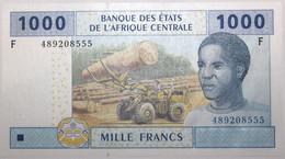 Guinée équatoriale - 1000 Francs - 2010 - PICK 507 Fc - NEUF - Equatorial Guinea