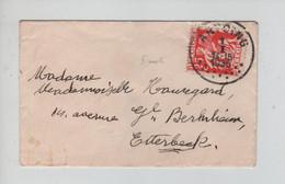 REF3196/ TP 339 S/L.format C.V. C. Antoing 1/1/1935 > Etterbeek - Cartas