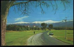 NH Mt Washington Hotel Bretton Postcard - Sonstige