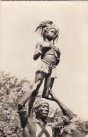 CP  - AFRIQUE - PETITE DANSEUSE ACROBATIQUE - Sonstige