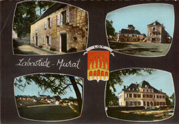 Dep 46 , Cpm LABASTIDE MURAT , 7 , Vue Générale , Maison Natale De Joachim Murat , Place ... (23743) - Other Municipalities