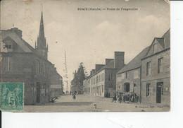 BUAIS   Route De Fougerolles - Altri Comuni