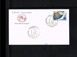 2001 - Europe Sympathy FDC Italy Mi.2764 - Issue Poste Italiana - Cancel Roma [WJ040] - 2001