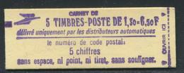 FRANCE - CARNET N° 2059 -C 1  -  * *  - COMPLET FERME & LUXE - Definitives