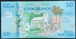 AC2020 - Cook Islands 50 Dollars Banknote 1992 P.10 - Cook Islands