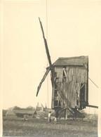 41 - TALCY - Photo Originale 13 X 18 Cm Du Moulin à Vent En 1949 - Plaatsen