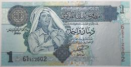 Libye - 1 Dinar - 2004 - PICK 68a - NEUF - Libië