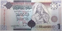 Libye - 1 Dinar - 2009 - PICK 71 - NEUF - Libië