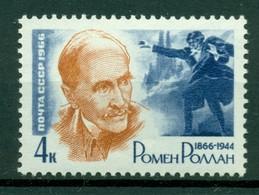 URSS 1966 - Y & T N. 3062 - Romain Rolland - Nuovi