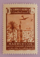 "MAROC ESPAGNOL  YT PA 50 NEUF**MNH ""TANGER"" ANNÉE 1942 - Spanish Morocco"