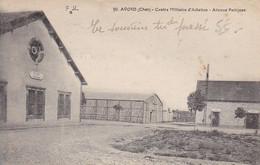AK Avord - Centre Militaire D'Aviation - Avenue Petitjean - 1918 (54100) - Avord