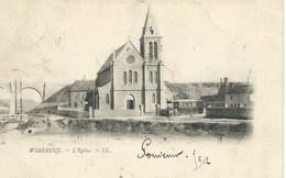 Wimereux - L'Eglise ( Carte Précurseur ) - Andere Gemeenten