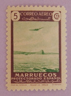 MAROC ESPAGNOL YT PA 56 NEUF**MNH ANNÉE 1949 - Spanish Morocco