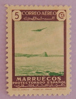 MAROC ESPAGNOL YT PA 56 NEUF*MH ANNÉE 1949 - Spanish Morocco