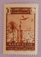MAROC ESPAGNOL YT PA 50 NEUF**MNH ANNÉE 1942 - Spanish Morocco