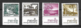 1973 - Israël Paysages   - MNH** - Neufs (avec Tabs)