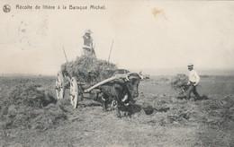 WAIMES HAUTES FAGNES  MONT RIGI  BARAQUE MICHEL - Waimes - Weismes