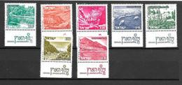 1971 - Israël Paysages   - MNH** - Neufs (avec Tabs)