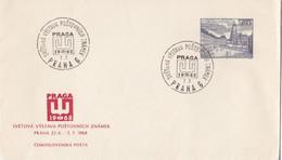 Postal Stationery - Praga 1968 - Sobres