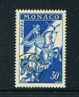 MONACO  -  1954 Precancel 30f Unmounted Never Hinged Mint - Unused Stamps