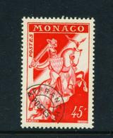 MONACO  -  1954 Precancel 45f Unmounted Never Hinged Mint - Unused Stamps