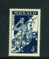 MONACO  -  1954 Precancel 5f Unmounted Never Hinged Mint - Unused Stamps