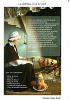 Le Gâteau à La Broche - éditions La Fontaine Du Désert - Neuve - Recettes (cuisine)