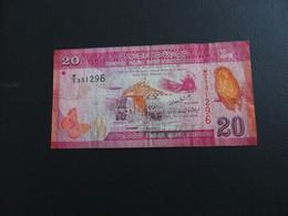 20 Rupees - Sri Lanka