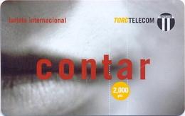 TORC : SPA006 2000pta TORC CONTAR DUMMY/SPECIMEN Exp: 03/2000 - Otros