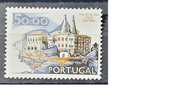 Portugal - 1973 - MNH As Scan - Landscapes And Monuments - Variety - 1 Stamp - Nuevos