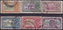 INDIA 1931 SG #226-31 Compl.set Used Inauguration Of New Delhi CV £50 - 1911-35 King George V