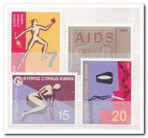 Cyprus 1995, Postfris MNH, Health - Nuovi
