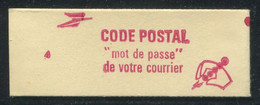 FRANCE - CARNET N° 2059 -C 2  - CONF. 4 -  * *  - COMPLET FERME & LUXE - Definitives