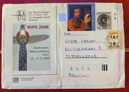 Enveloppe Uit De Slovakije - Other