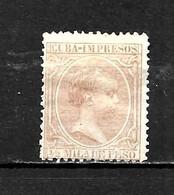 LOTE 2173 /// CUBA 1890 EDIFIL Nº: 106 *MH // CATALOG/COTE: 1.15€ ¡¡¡ OFERTA - LIQUIDATION - JE LIQUIDE !!! - Cuba (1874-1898)
