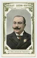Joseph Ruau Avocat Inscrit Au Parti De La Gauche Radicale Maire D'Aspet Ministre De L'agriculture Entre 1905 Et 1910. - Guérin-Boutron