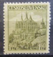 CZECHOSLOVAKIA - MH*  - 1937 -  # 386 - Unused Stamps