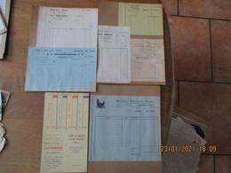 LANDRECIES BANTIGNY,VANDERSARREN,HENIN,CLAISSE,LEMAIRE-BRICOUT,AVESNOIS-THIERACHE-OEUFS,DUPONT,BACHY-LEROY,LEVEAU-QUERY - 1950 - ...