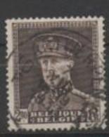 Belgique, N°322A, Cachet Rond: ANVERS ANTWERPEN - 1931-1934 Kepi