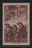 N°390 - Mineurs - ** Neuf Sans Charniere - Cote 13€ - Unused Stamps