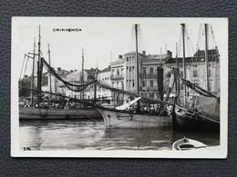 CRIKVENICA - Croatia, Ship, Schiff, Old Postcard 1930`s  (alb1) - Croatia