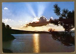°°° Cartolina - La Sila Tramonto Sul Lago Viaggiata (l) °°° - Cosenza