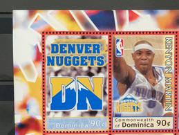 Dominica Basketball Basket NBA - Dominica (1978-...)