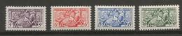 Timbre Monaco  En Neuf **  N  415/419 Manque Le N 417 Le Reste C 'est Complet - Unused Stamps