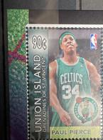 Union Island Basketball Basket NBA - St.Vincent Y Las Granadinas
