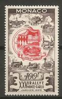 Timbre Monaco  En Neuf **  N 420 - Unused Stamps
