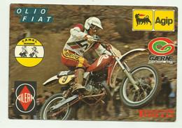 MOTOCLUB BRILLI PERI CIRCUITO INTER. MIRAVALLE ( AREZZO ) MADII CORRADO IN AZIONE  - NV FG - Arezzo