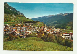 TESERO - VAL DI FIEMME  VIAGGIATA  FG - Trento