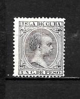 LOTE 2173 /// CUBA 1896 EDIFIL Nº: 146*MH // CATALOG/COTE: 1,25€ ¡¡¡ OFERTA - LIQUIDATION - JE LIQUIDE !!! - Cuba (1874-1898)